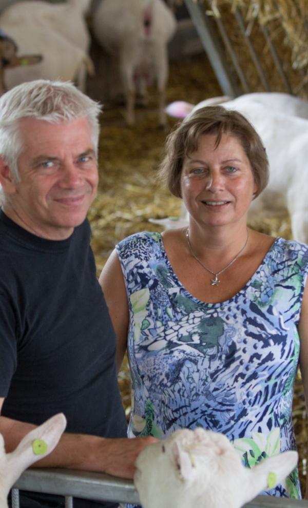 Geitenboerderij de Roozehoeve