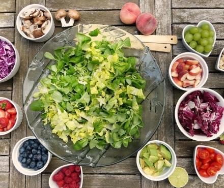 3x recepten voor een salade met geitenkaas